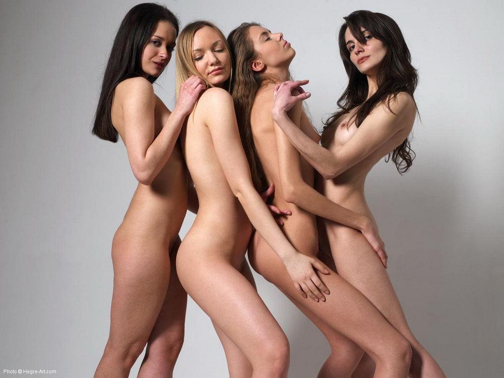 Four Girls Xxx