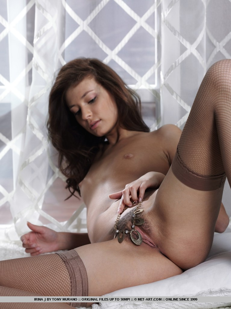 Irina J Met Art Pussy